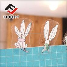 cheap Self adhesive clear/transparent BOPP/PP/PE /PET/ PC/ PVC label ,Custom Logo With Gloss Sticker