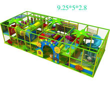 High quality/professional/castle and equipment indoor playground