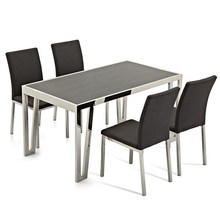 italiano moderno estilo de móveis sala de jantar conjuntos