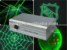 CNI 2W Green Animation Laser stage lighting