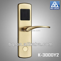 Hotel Door Locks with Ultra-low-power and Waterproof PCB design