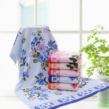 Wholesale innovative printed cotton towel bath with large stocks
