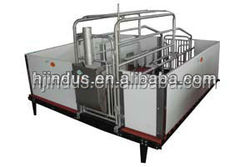 Pig metal cage made in china