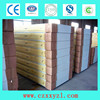Best pu/polyurethane roofing tile insulation panels in cold storage room