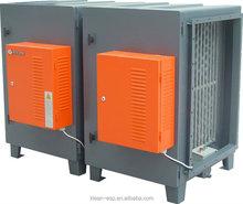 Electrostatic Air Cleaner for Restaurant/Hotel/Cafe kitchen HVAC System