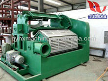 Waste paper recycling egg carton machine