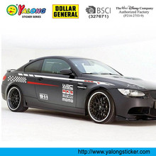 Wholesale Custom Car Sticker, Car Body Sticker, Vinyl Sticker For Car