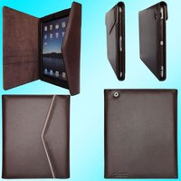 2015 Hot Designs Funky Leather Tablet Shockproof Covers For iPad 2