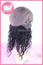 """Factory Crazy Selling 26"""" #1 deep wave all lace custom wig"""
