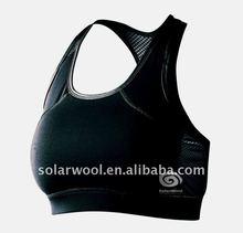 Womens Merino Wool Sportwear Underwear Shapers