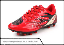 2015 Hot selling soccer shoes fashion men and lady soccer shoes running shoes