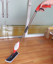 2015 New style Microfiber Spray Mop with widow Squeegee
