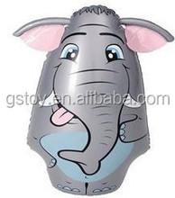 elephant inflatable tumbler doll