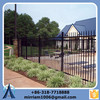 Strong Structure Aluminum Fence and gate with factory price
