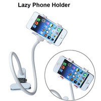 Mobile Phone Holder for Smart Phones Used on Bed or Desk