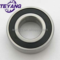 P5, C3 deep groove ball bearing 6014 2RS, 6014 2RSR, for low noise electrical motor