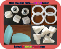 Custom Design Food Grade Silicone Part / High Quality Silicone Rubber Part / Soft Silicone Rubber Product