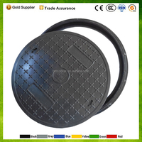 composite material manhole cover recessed type road covers water tank