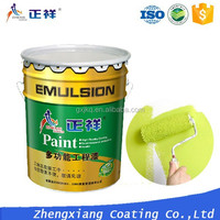 ZXPAINT interior water based silk-matt wall paint