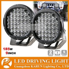 Hot-Sale Super Bright Round 9 inch ARB Intensity Style 96W 111W 185W Led work Lamps, led work lights for cars, suv