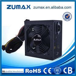 ZUMAX 87 PLUS Gold atx pc ac 230v dc 12v power supply