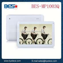 touch screen 3g phone calling mtk quad core tablet pc android 4.0