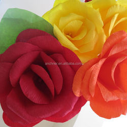 2015 new product exquisite wedding silk flower story