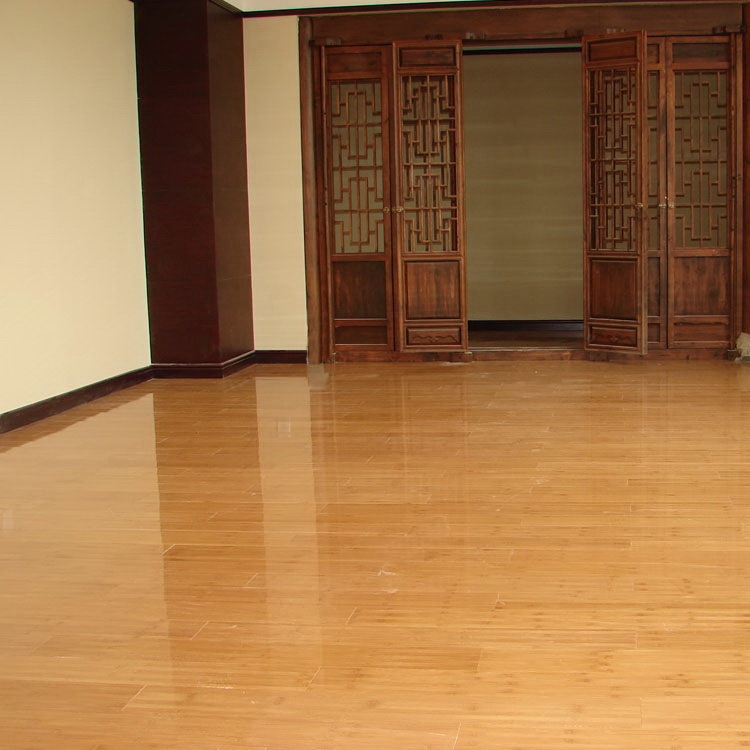 China factory manufacturing solid bamboo flooring with for Bamboo flooring manufacturers usa