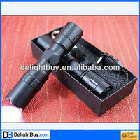 Mini waterproof led flashlight for outdoor camping