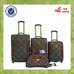 Best Travel Luggage Black Color Soft Material Best Travel Luggage High Quality ISO Certification Best Travel Luggage