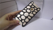 """100% Real Pure Carbon Fiber Protective HOLE Case Cover for iPhone 6 4.7"""""""