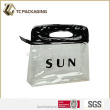 Useful innovative PVC tote bag matt lamination bag