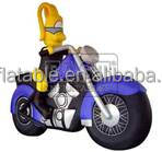 2014 hot saling and high quality inflatable advertising Motorcycle for sale
