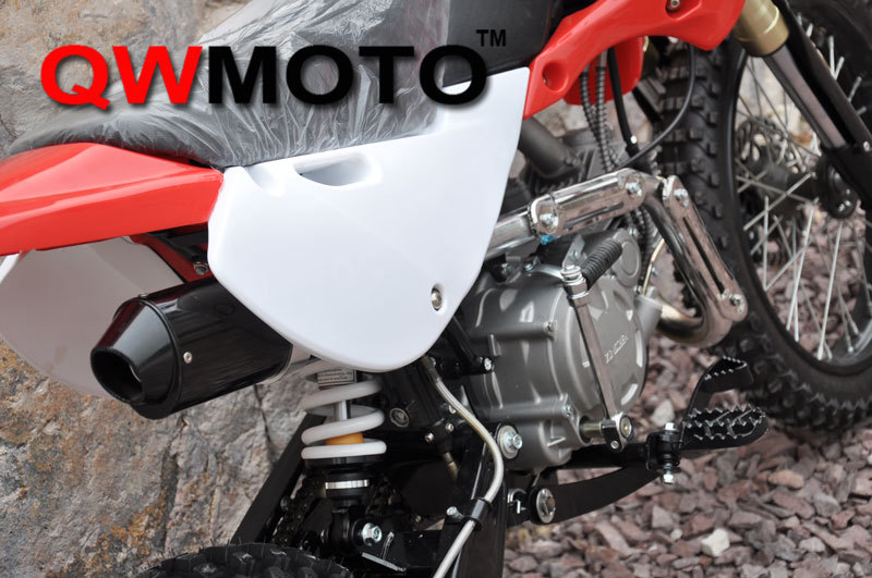 QWMOTO KLX STYLE ZONGSHEN 155CC DIRT BIKE 155CC PIT BIKE MOTOR 155CC WITH CE