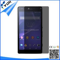 mobile phone privacy anti-spy screen protector with factory price