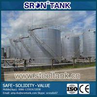 Safety Guaranteed Paraffin Tanks Internal Anti-Corrosion Oil Tanks