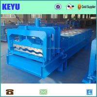 KY glazed tile roll forming machine shaper