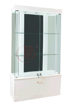 glass Acrylic Display Stand rack shelf  (2)