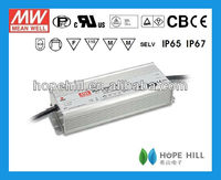 MEANWELL HLG-320H-36 320W 36V Single Output CE CB UL IP65/67 RoHS Switching Mode Power Supply Waterproof DIMMING LED Driver