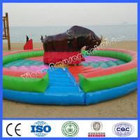 cheap new 2015 inflatable mechanical bull