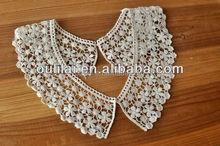 Machine embroidery neck lace designs