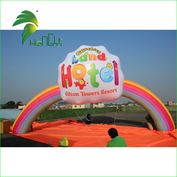 inflatable helium arch (2)