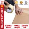 China Factory Carton Sealing Packaging Gum Bopp Packing Tape Adhesive Tape