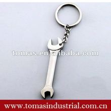 Lovely mini wrench metal tool keychain