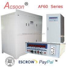 frequency converter Single Phase ac dc adjustable power supply