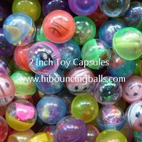 "2"" Toy Capsules for Vending Machine"