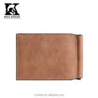 SK-7044 2015 most popular pure leather credit card band card holders