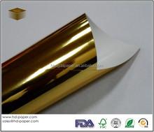 glossy/matt Gold Paper