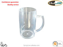 Cheap plastic cup - PC-0001(Handle Cup)