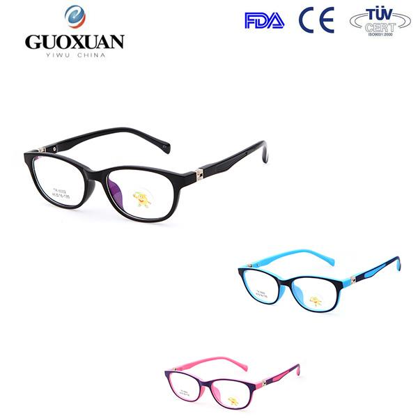 Kids Eyeglass Optical Frame Flash Light Glasses Kids ...